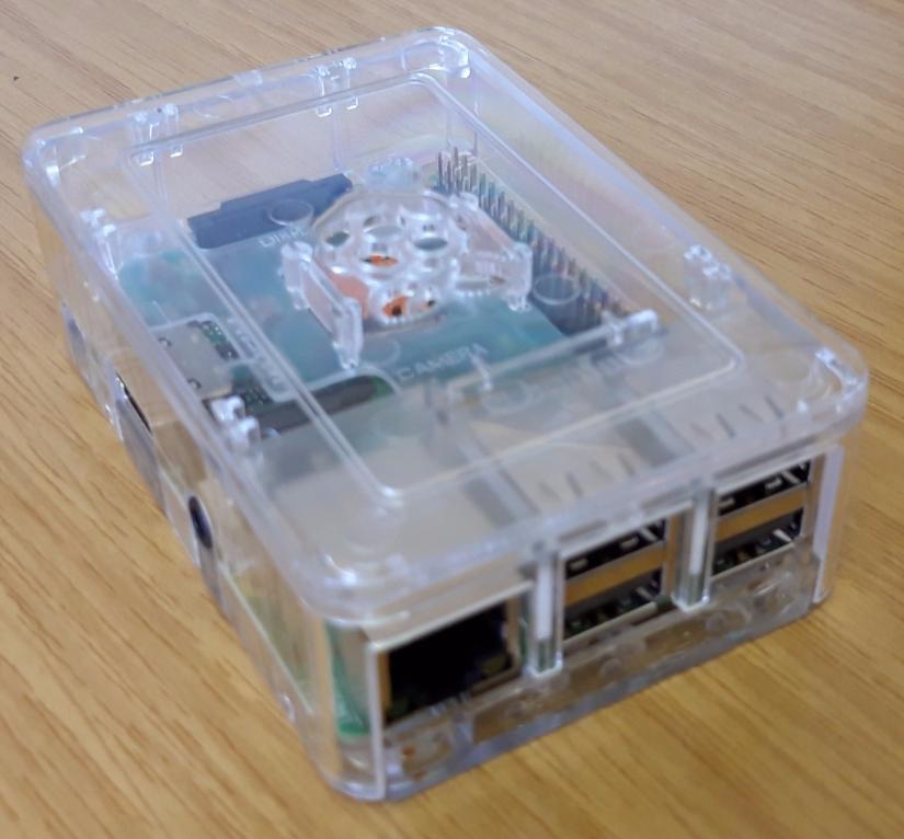 Raspberry Pi 3B+ – GettingStarted