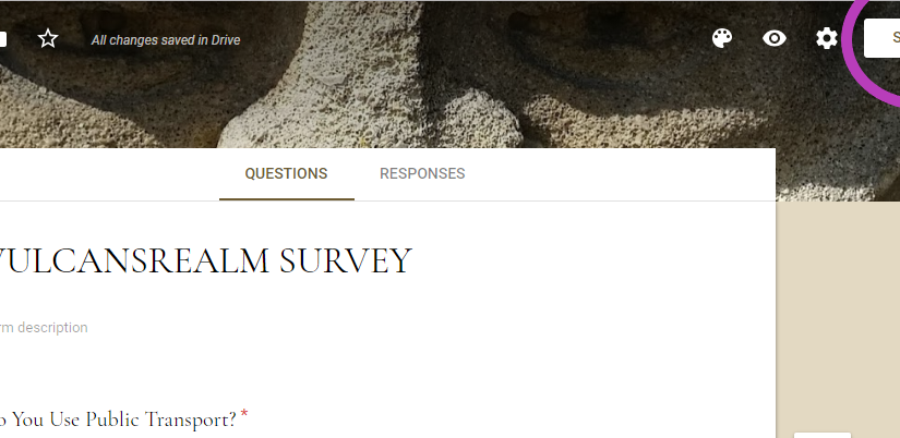 HOW TO CREATE PUBLIC SURVEYS FORFREE
