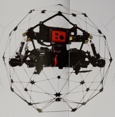 Image of ELIOS 2 Indoor Drone
